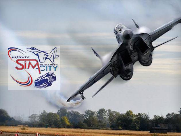 Versenyautó és vadászrepülő szimulátorozás akár csapatban is, a Sim City-ben!