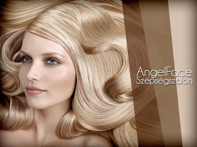 Férfi és női hajvágás, festés, melír, dauer Angyalföldön - új frizura az ünnepekre!