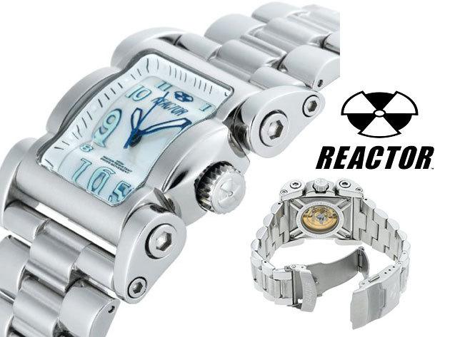 Reactor Elite vízálló férfi és női karórák: keményített kristályüveg, svájci vagy citizen automata szerkezet!