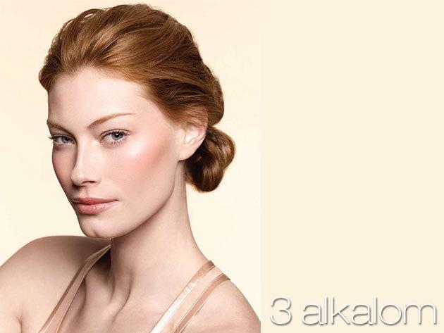 3 alkalmas Hyalurox lézeres ránctalanítás szem, száj, homlok és nyak területén