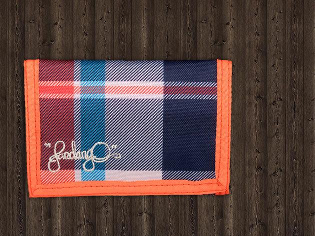 Narancssárga Fundango pénztárca (9EH211 260)