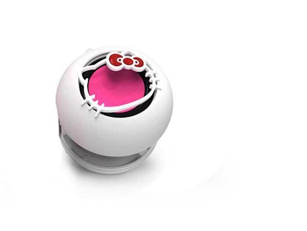 X-mini II Hello Kitty Capsule (Fehér)