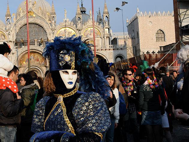 Velencei karnevál - Február 14-16.