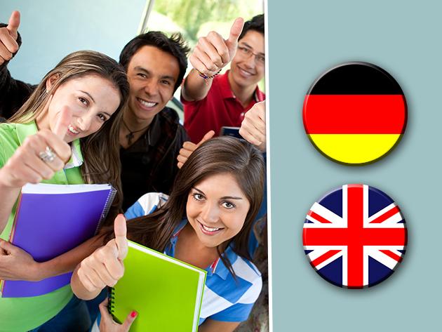 30 órás angol és német tréningek több szinten a PENTACHORD-nál!