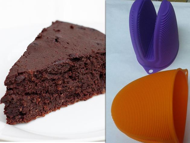 2 db szilikon edényfogó kesztyű - A legjobb társ sütés és főzés közben!