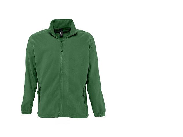 Van Sol's polár pulóver (Zöld)