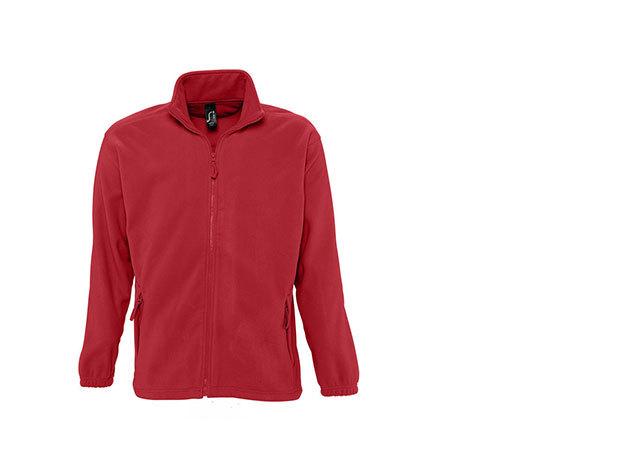 Van Sol's polár pulóver (Piros)