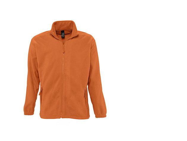 Van Sol's polár pulóver (Narancssárga)