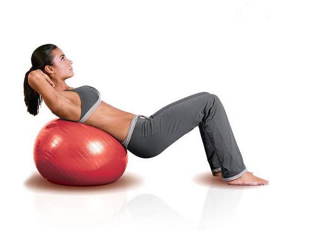 Fit-ball labda (55 cm)