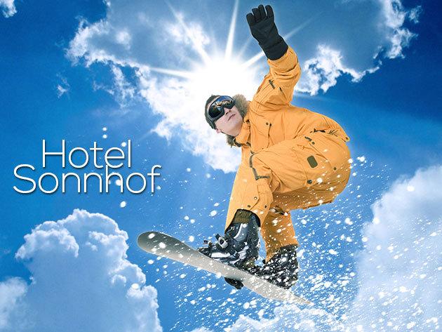 Síelés Schladmig Dachsteinben! Landhotel Sonnhof*** 4nap/3 éj reggelivel 2 fő részére!