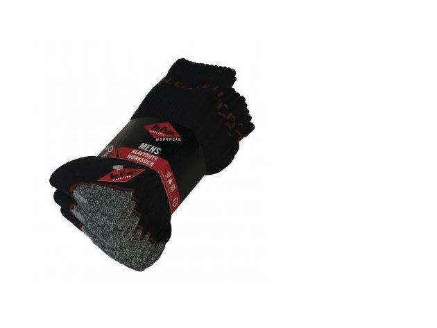 Lee Cooper Workwear zokni 5pár/cs