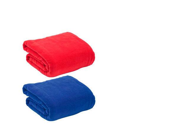 2 db poncsóként viselhető takaró