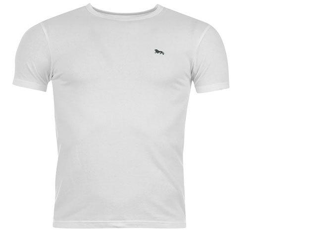 Lonsdale férfi rövid ujjú póló (fehér)