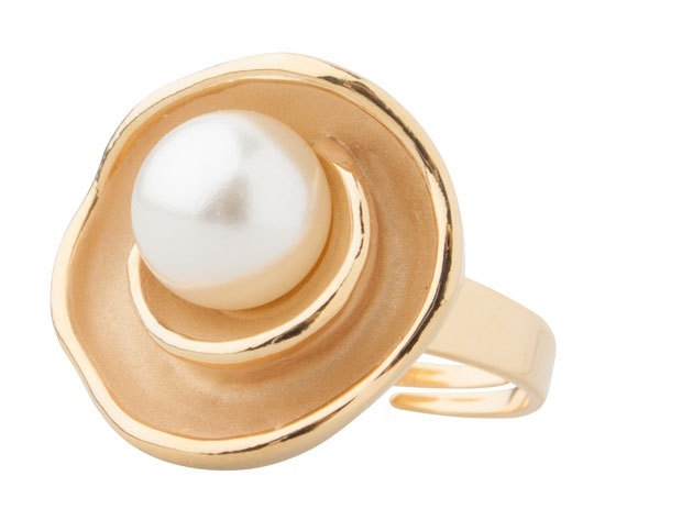 Larix  gyűrű (Antinio Miro)