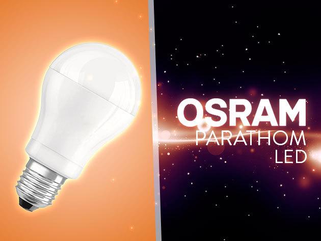 OSRAM Parathom Classic E27 A40 7W/827 A+ LED - 40W izzó kiváltásra, 4 év garanciával