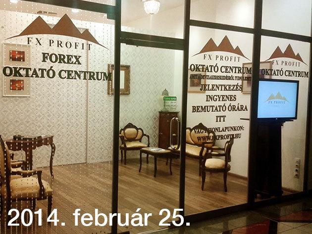 Exkluzív Forex Est a Duna Plazában - 2014.02.25