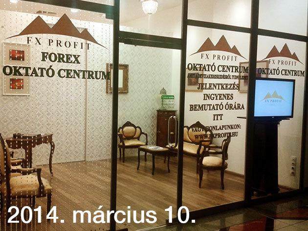 Exkluzív Forex Est a Duna Plazában - 2014.03.10