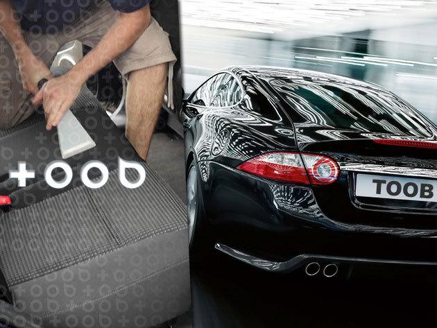 Prémium külső-belső autótisztítás a TOOB&VELOX Autómosó és Gumiszerviznél