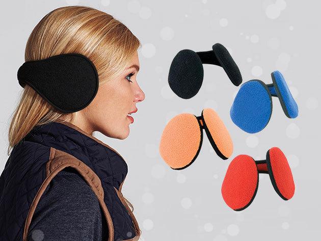 Flexibilis, uniszex fülmelegítő a leghidegebb napokra, akár sportoláshoz is!