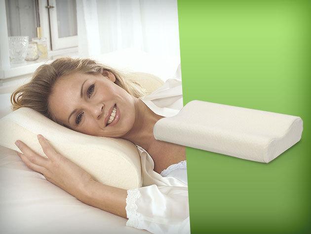 A memória párna nyugodt alvást és kipihent reggeleket hoz az életedbe!