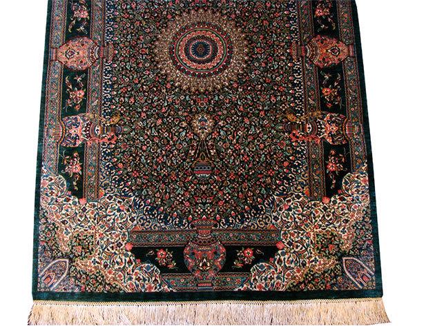 Selyem szőnyeg - 80 x 120 cm