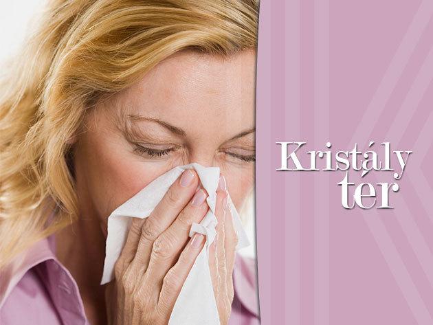 Allergia vizsgálat Dr. Voll féle módszerrel, az Oktogonál - 64 anyagos, fájdalommentes