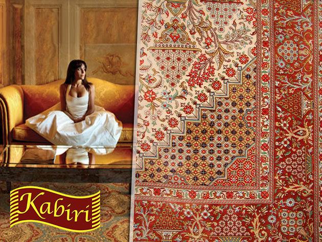 Eredeti, keleti selyem szőnyegek - Különleges, kézzel csomózott luxus termékek több méretben