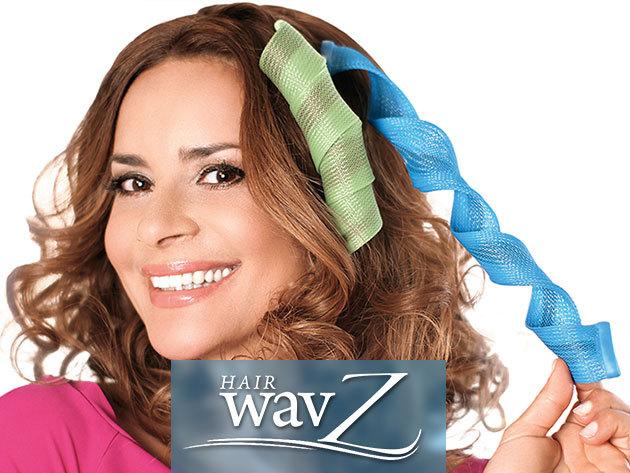 Hair Wavz hajcsavaró készlet az gyönyörű, huncut göndör fürtökért!