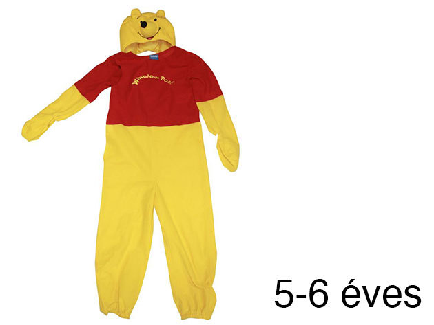Micimackó jelmez (5-6 éveseknek)
