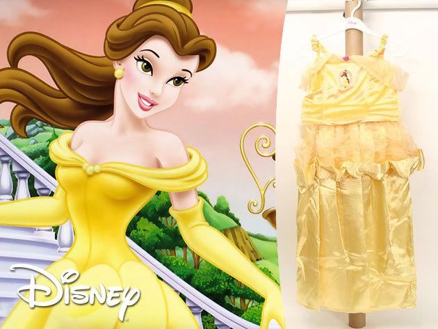 Belle, az igazi szépség - Disney hercegnős farsangi ruha és palást lányoknak!