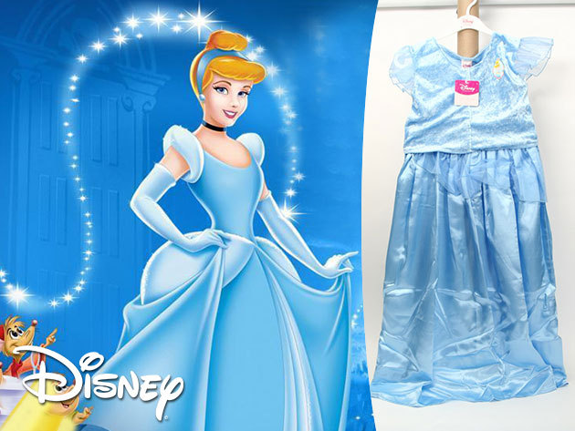 Hamupipőke, Csipkerózsika és Csingiling - Disney hercegnős farsangi jelmezek!