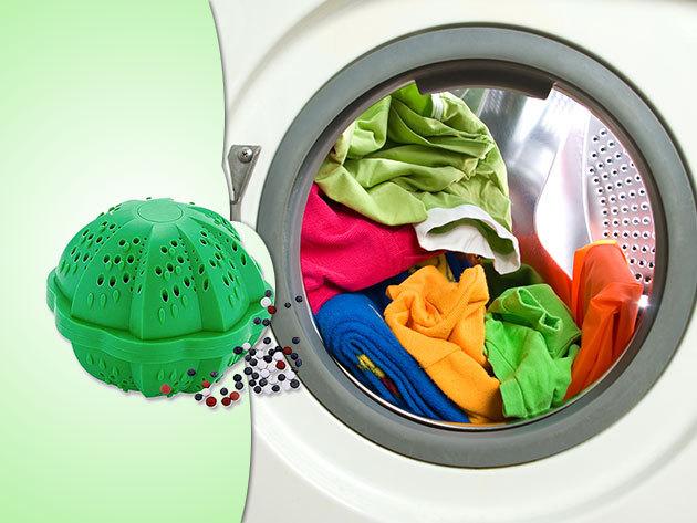 Mosólabda a vegyszermentes mosásért natúr, jázmin és levendula illattal - 1500 mosási kapacitás
