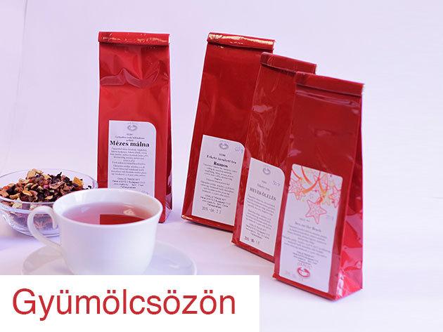 Gyümölcsözön teaválogatás (3 x 50 g)