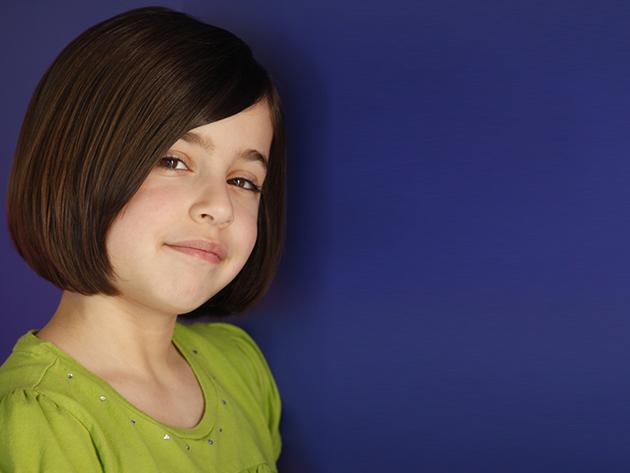 Gyermek hajvágás (12 éves korig)
