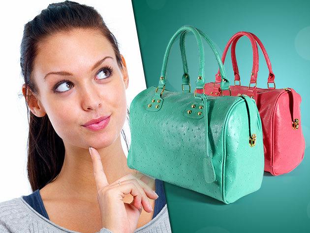 Minőségi női műbőr táskák nagy választékban, klasszikus és trendi színekben!