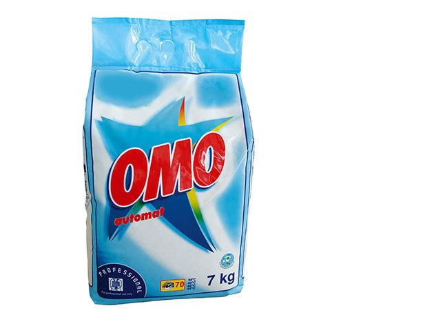 7 kg OMO Automat - általános mosópor (613 Ft/kg)