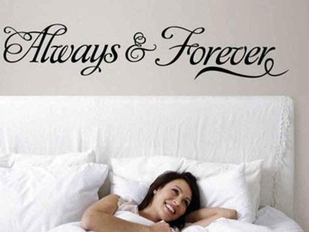 Always and forever - 11x56cm