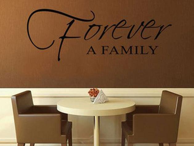 Forever family - 30x81cm