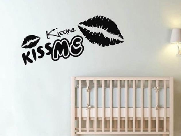 Kiss me 22x58cm