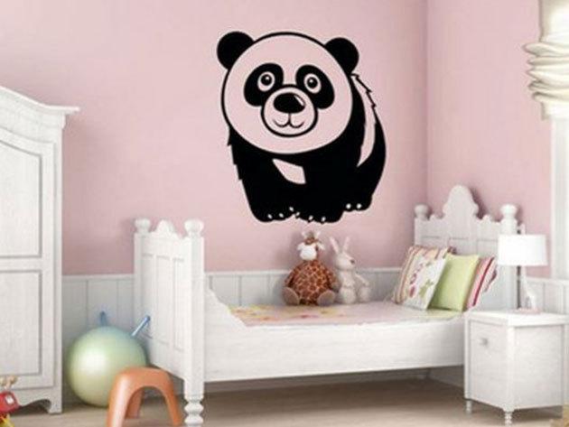 Panda - 45x53cm