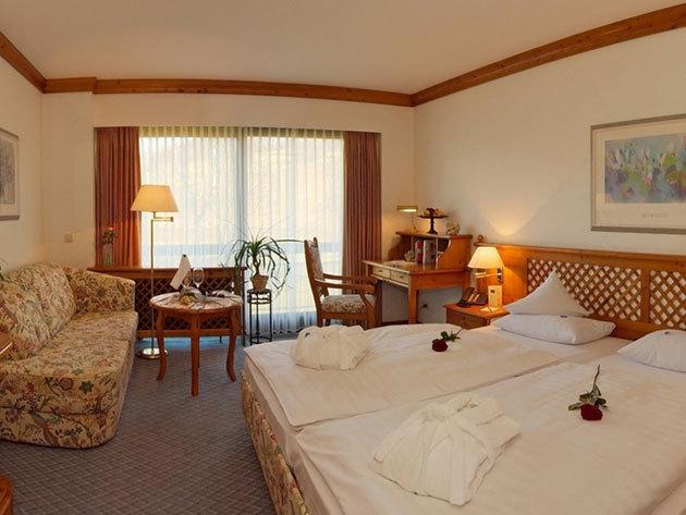 ARCADIA Hotel Sonnenhof Grafenau - wellness & kirándulás Bajorországban - 4 nap / 3 éjszaka 2 fő részére reggelivel