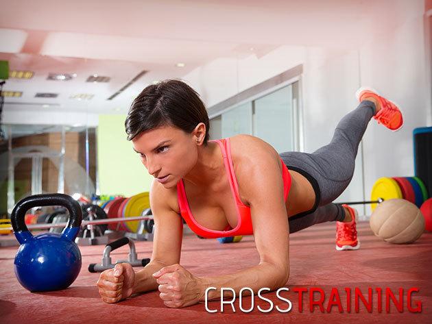 Készülj a bikiniszezonra a város egyik kemény edzésén, Újbudán - 15 alkalmas CROSS TRAINING, 280 Ft/óra