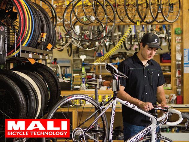 Ne maradj le a bringás szezon kezdetéről, vidd be kerékpárodat a Mali Bicycle Technology Bécsi úti szervizébe, idény előtti teljes karbantartásra!