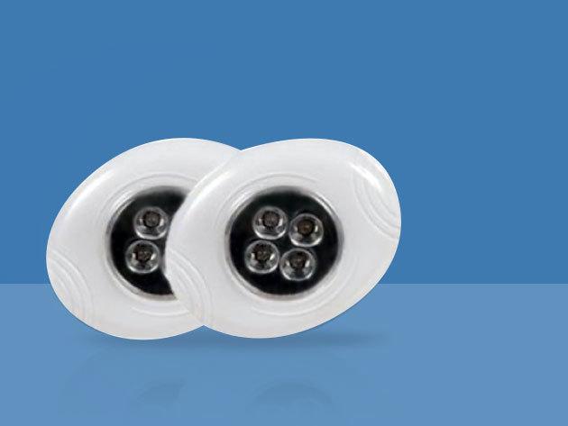 2 db Grundig nyomásérzékelős LED lámpa