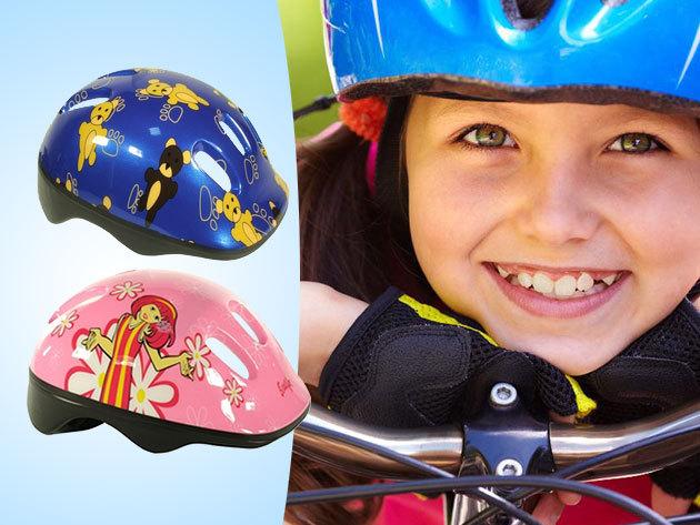 Kerékpáros bukósisak gyermekeknek - mindent a biztonságért!