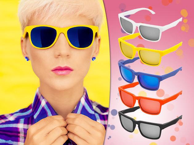 Bunner napszemüveg trendi színekben, UV 400 védelemmel!