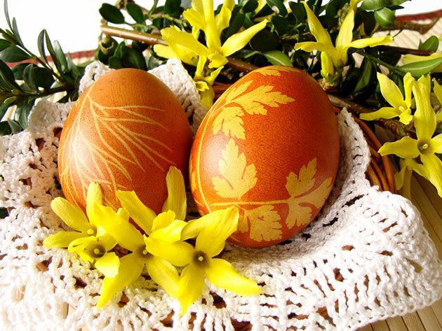 Húsvéti tojásfestő tanfolyam kicsiknek és nagyoknak - 1 fő részére
