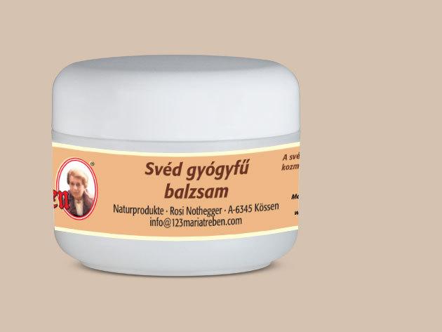 Svéd gyógyfű balzsam 30 ml