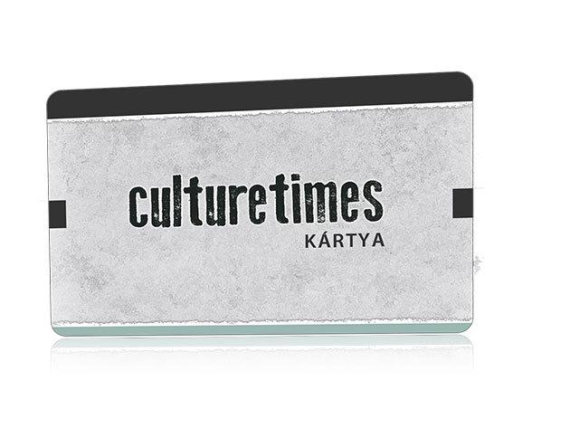 6 hónapos culturetimes kártya