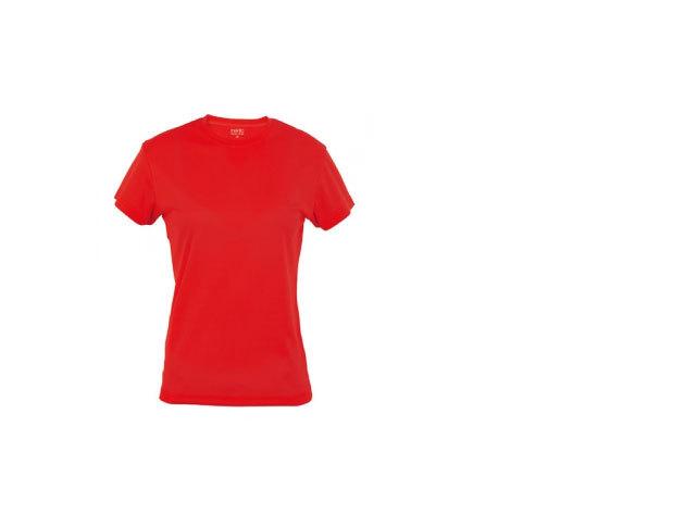 Tecnic Plus női póló (Piros)